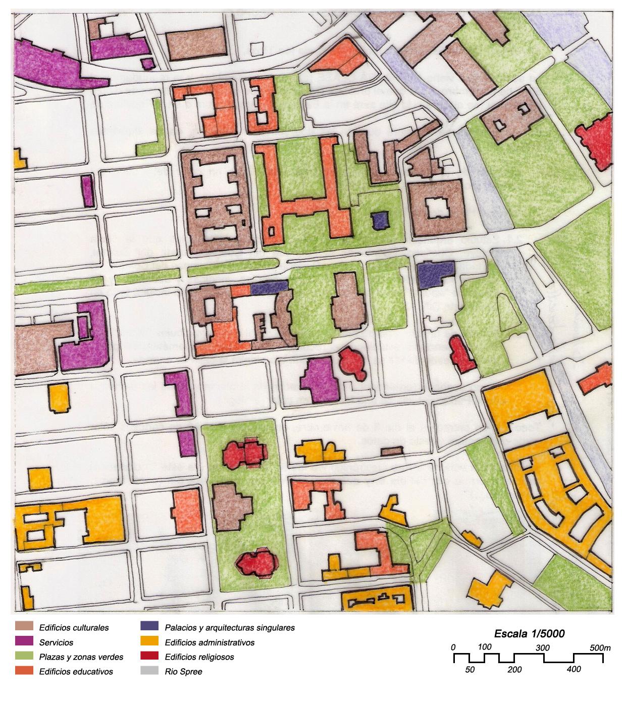 doyoucity - Berlín vs Broadacre City: usos y equipamientos
