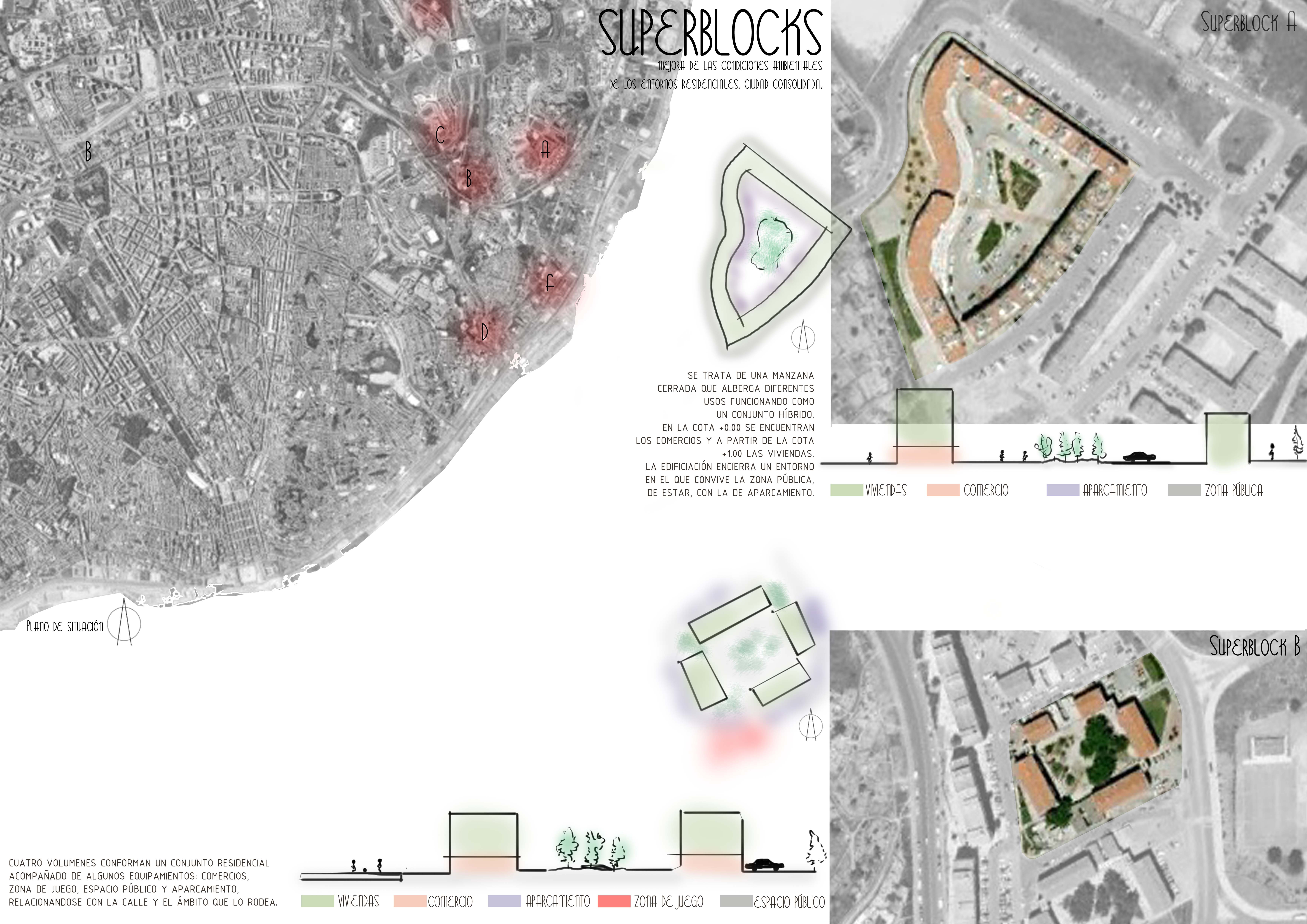 Superblock en Lisboa